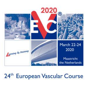 24th European Vascular Course (EVC) en Holanda. 22-24 de marzo.