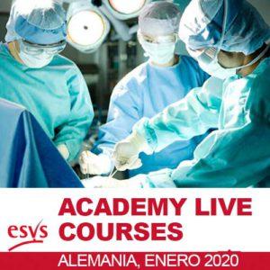 ESVS Academy Live courses. 14 y 15 de enero.