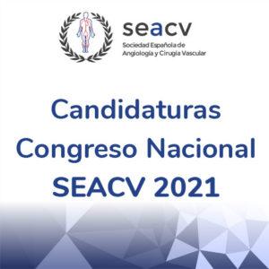 Candidaturas Congreso SEACV 2021