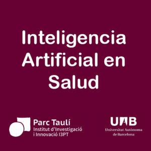 Curso de Inteligencia Artificial en Salud (Barcelona)