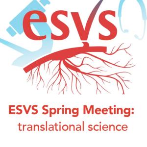 Reunión traslacional de la Sociedad Europea de Cirugía Vascular (2 y 3 de abril)