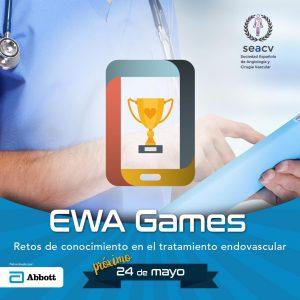 EWA GAMES. RETOS DE CONOCIMIENTO EN EL TRATAMIENTO ENDOVASCULAR