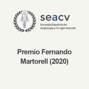 Premio Fernando Martorell (2020)