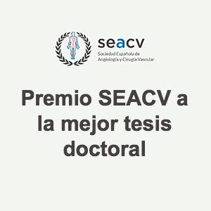 Premio SEACV a la mejor tesis doctoral