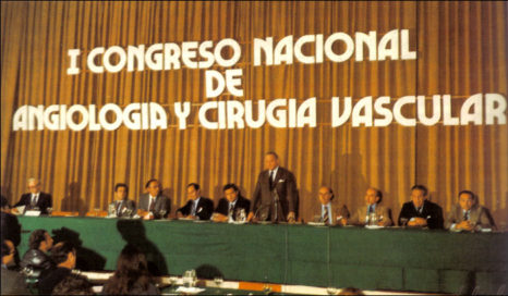 Primer congreso nacional de la SEACV (Madrid, 1979)