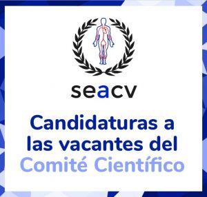 Presentación de candidaturas a las dos vacantes del Comité Científico de la SEACV
