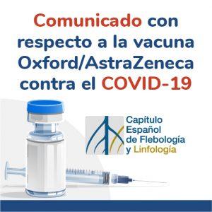 Comunicado del CEFYL con respecto a la vacuna Oxford/AstraZeneca