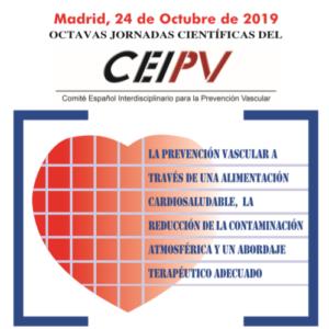 8ª Jornadas Científicas del CEIPV el 24 de octubre de 2019 en Madrid